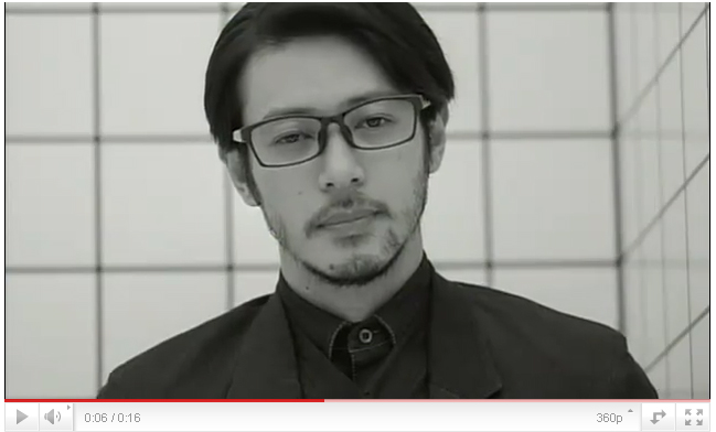 「オダギリジョー メガネ」の画像検索結果